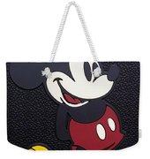 Mickey Mat Weekender Tote Bag