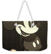 Mickey Mat Sepia Weekender Tote Bag