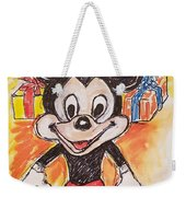 Mickey Mouse 90th Birthday Celebration Weekender Tote Bag