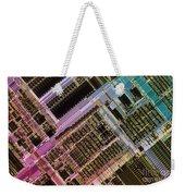 Microprocessors Weekender Tote Bag by Michael W. Davidson