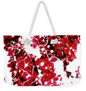 Microscopic Insecticide 4 Weekender Tote Bag