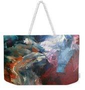 Mid Night Waves Weekender Tote Bag