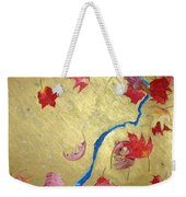 Midas Fall Weekender Tote Bag