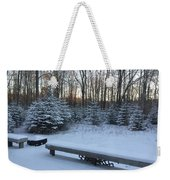 Midcoast Sunrise  Weekender Tote Bag
