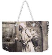 Middle Eastern Street Vendor Weekender Tote Bag