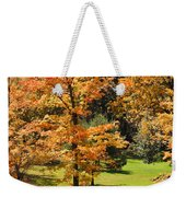 Middle Falls Viewpoint In Letchworth State Park Weekender Tote Bag