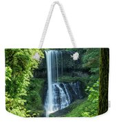 Middle North Falls Weekender Tote Bag