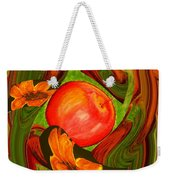 Middle Of The Garden Weekender Tote Bag
