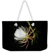 Midnight Arrival Weekender Tote Bag