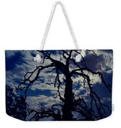 Midnight Blue  Weekender Tote Bag