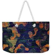 Midnight Canopy  Weekender Tote Bag
