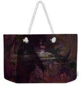 Midnight Dream Weekender Tote Bag by Rachel Christine Nowicki