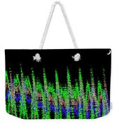 Midnight Forest Weekender Tote Bag