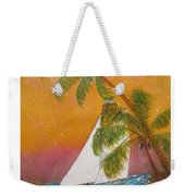 Midnight In The Gulf Of Mexico Weekender Tote Bag