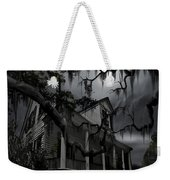 Midnight In The House Weekender Tote Bag by James Christopher Hill