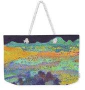Midnight Prairie Dream Weekender Tote Bag
