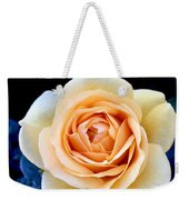 Midnight Rose Weekender Tote Bag
