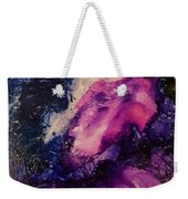 Midnight Sky Weekender Tote Bag