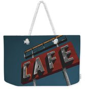 Midpoint Cafe Weekender Tote Bag