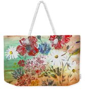 Midsummer Delight Weekender Tote Bag
