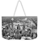 Midtown And Central Park View Weekender Tote Bag