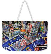 Midtown Magic Weekender Tote Bag