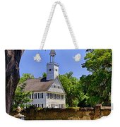 Midway Congregational Church Weekender Tote Bag