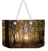 Midwest Forest Weekender Tote Bag