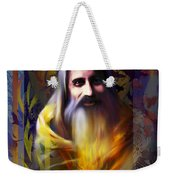 Midwinter Solstice Fire Lord Weekender Tote Bag