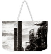 Mighty Bethlehem Steel Weekender Tote Bag
