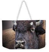 Mighty Bison Weekender Tote Bag