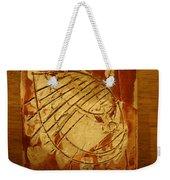 Mighty Masaai - Tile Weekender Tote Bag
