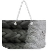 Mighty Mo Anchor Rope Weekender Tote Bag