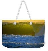 Mighty Ocean At Sunrise Weekender Tote Bag
