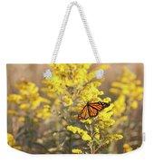 Migrating Monarch Butterfly Moses Cone Memorial Park North Carolina Weekender Tote Bag