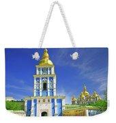 Mikhailovsky Golden-roof Cathedral Weekender Tote Bag