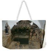 Mikvah - Ritual Pool - Of The Arizal Weekender Tote Bag