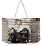 Milan Trolley 5 Weekender Tote Bag