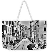 Milano Vintage Weekender Tote Bag