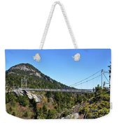 Mile-high Bridge Weekender Tote Bag