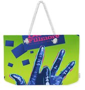 Miles At The Fillmore Weekender Tote Bag