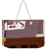 Miles City, Montana - Downtown Weekender Tote Bag