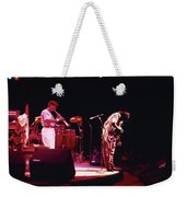 Miles Davis Image 8   Weekender Tote Bag