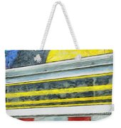 Miles To Go I Weekender Tote Bag