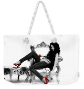 Miley Cyrus Right Here Weekender Tote Bag