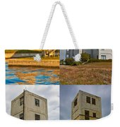 Military Observation Towers Operation Bumblebee Weekender Tote Bag