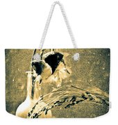 Milk Weed And Hay Weekender Tote Bag by Bob Orsillo