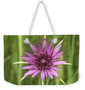Milkweed Flower Weekender Tote Bag