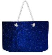 Milky Way And Trees Weekender Tote Bag