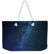 Milky Way Galaxy After Sunset Weekender Tote Bag